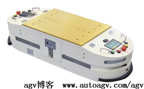 AGV主要导向方法及其原理