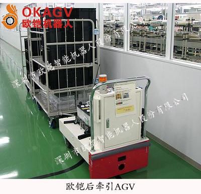 智能AGV机器人能做什么?